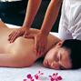 Тайский массаж на кушетке